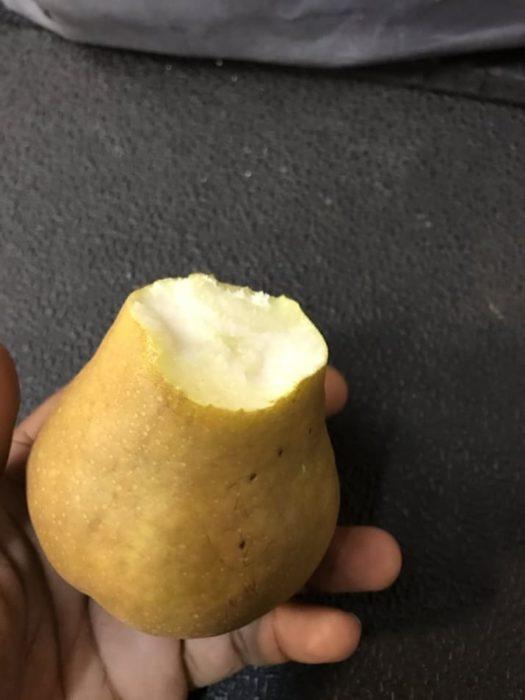 pera mordida