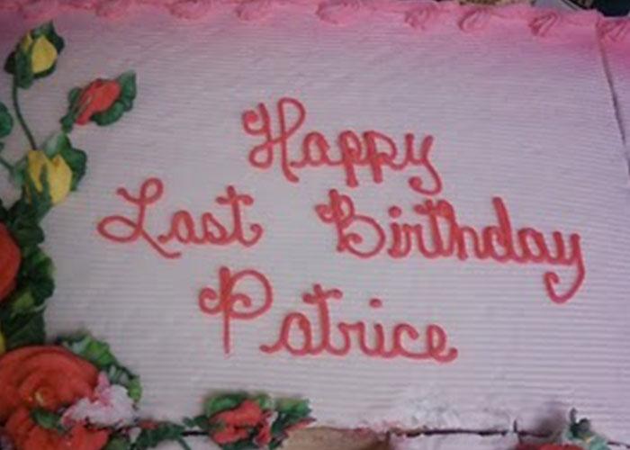 último día pastel