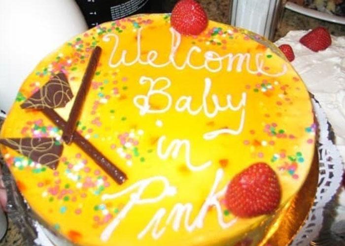 bebé bienvenida