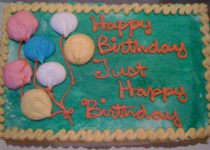 feliz cumpleaños pastel