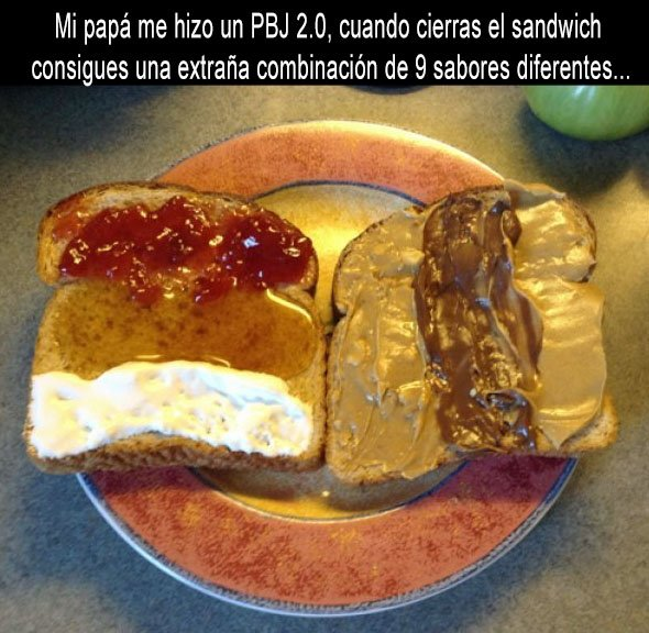 sandwich multisabor