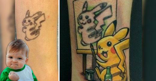 Cover La mejor manera de cubrir un tatuaje