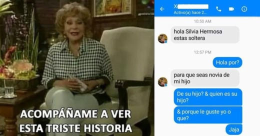Cover Mamá le busca novia a Robertito por Facebook