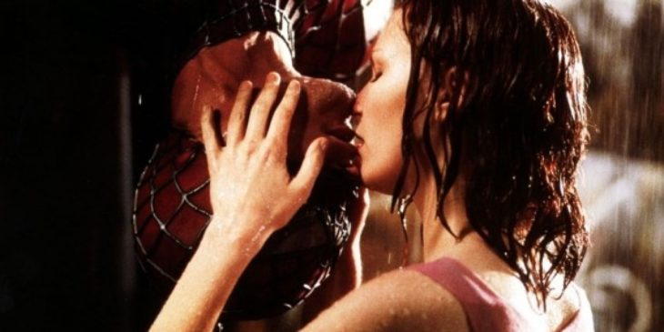 spidermankiss