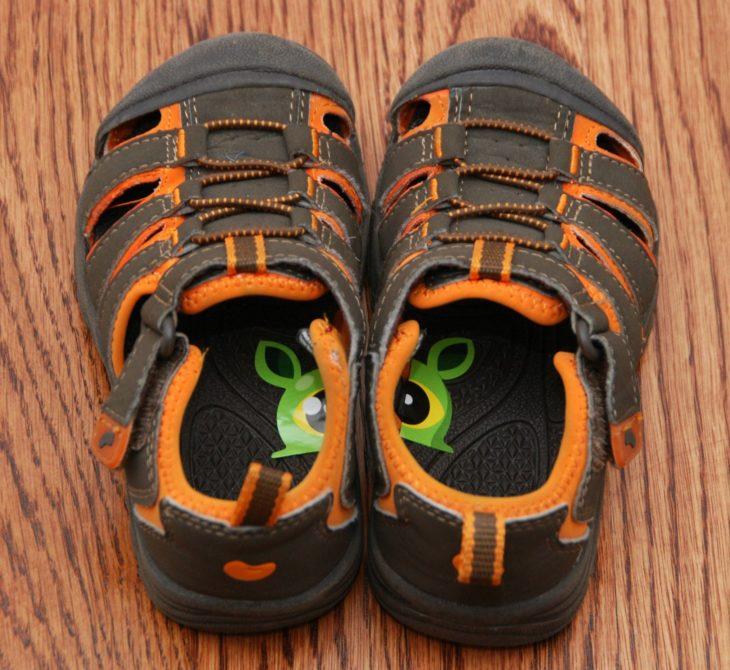 zapatos correctos
