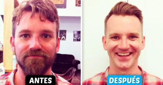 Cover Hombres después de afeitarse