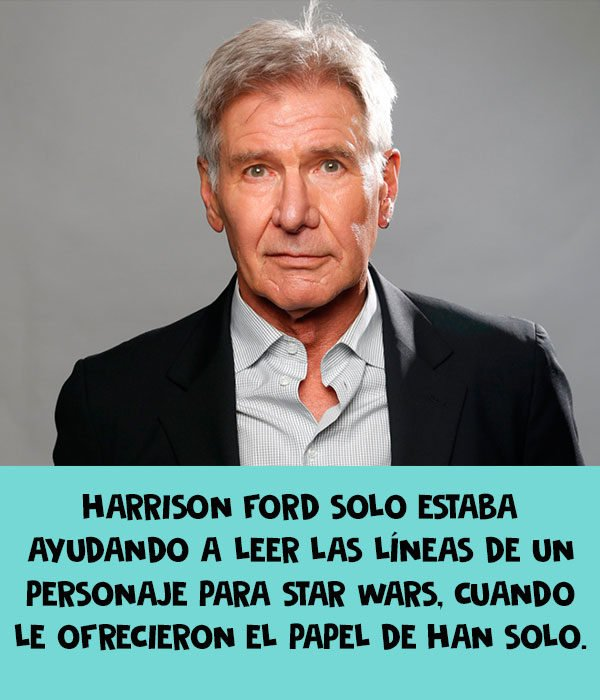 harrison ford papel han solo