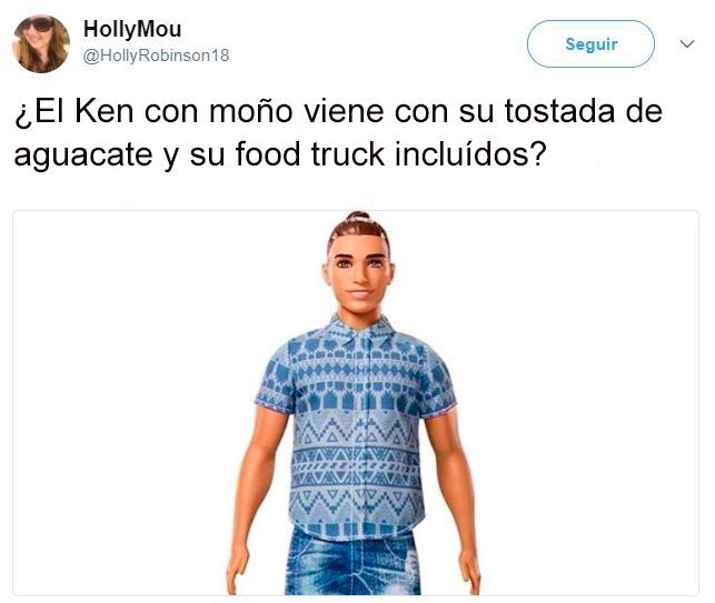 Ken moño - incluye food truck