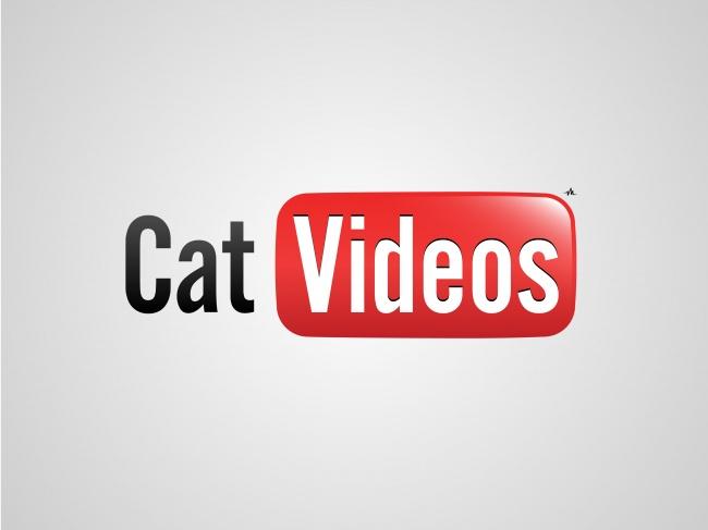 Logos honestos - cat videos