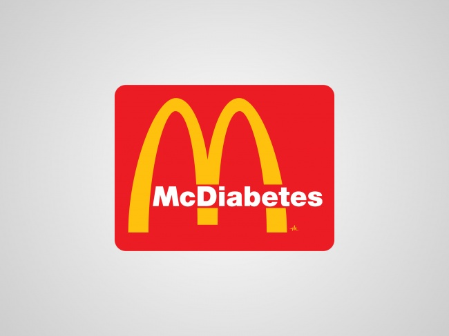 Logos honestos - mcdiabetes