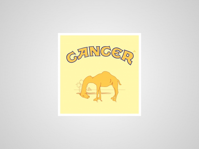 Logos honestos - cancer