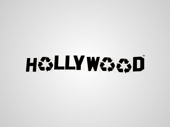 Logos honestos - hollywood