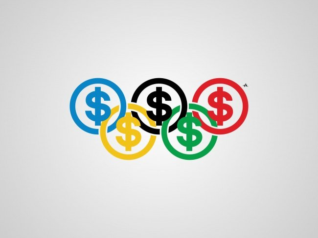 Logos honestos - olimpiadas