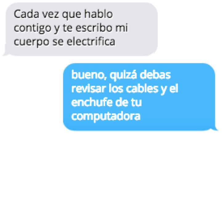 Mensajes mujeres listas - mi cuerpo se electrifica