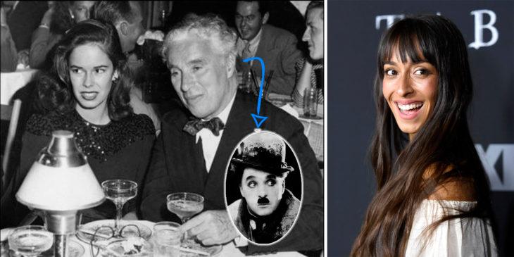 Nieta de Chaplin