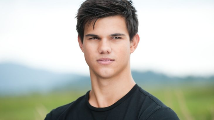 Taylor Lautner mal actor