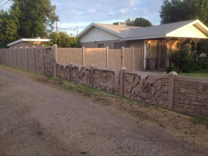 arizona bardas derritiendose