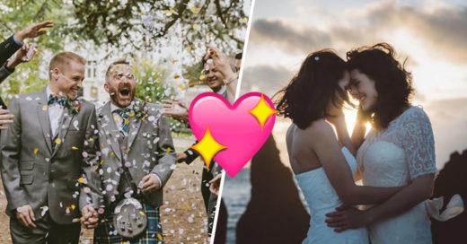 Cover fotos de bodas del mismo sexo que te llegarán directo al corazón
