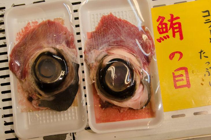 Ojos de atún