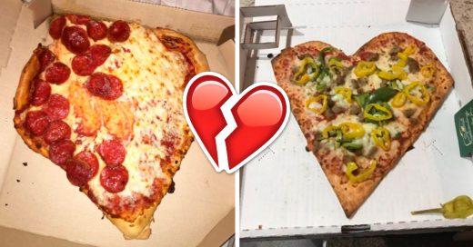 Cover Arruinaron la pizza de corazón