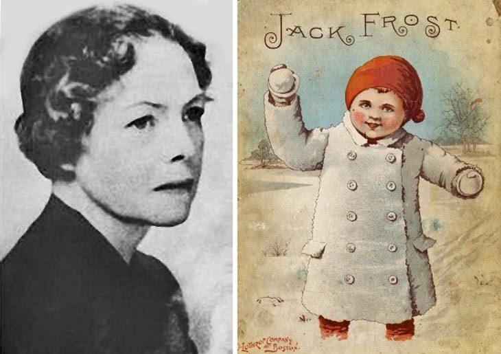 Anne Parrish encontró su libro favorito de Jack Frost