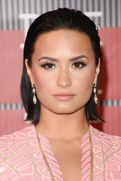 Demi Lovato hermosa sin maquillaje