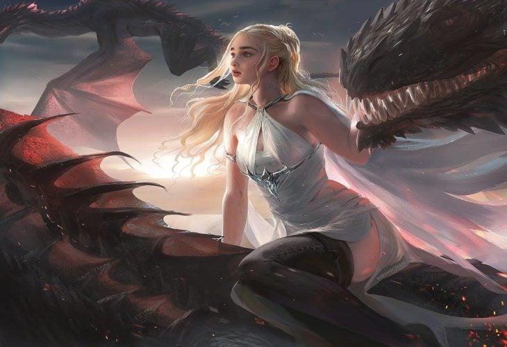 Daeneris Targaryen