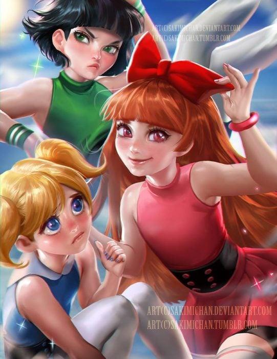 Las chicas superpoderosas