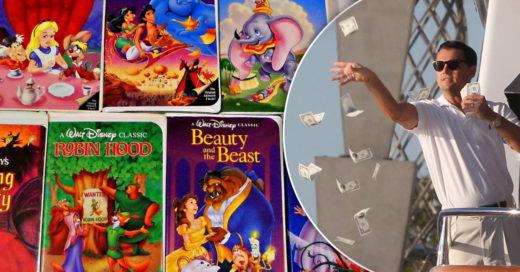 Cover Puedes ser millonario si tienes estas películas vhs en tu casa