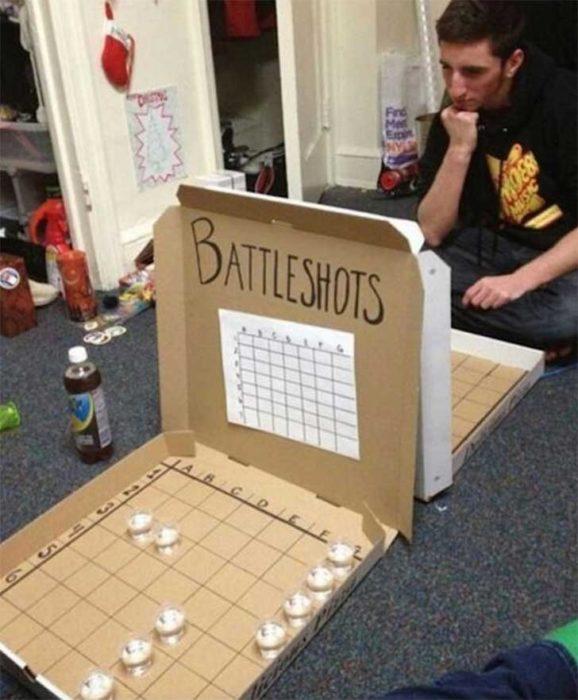juwgo de battleship cambiado a shots