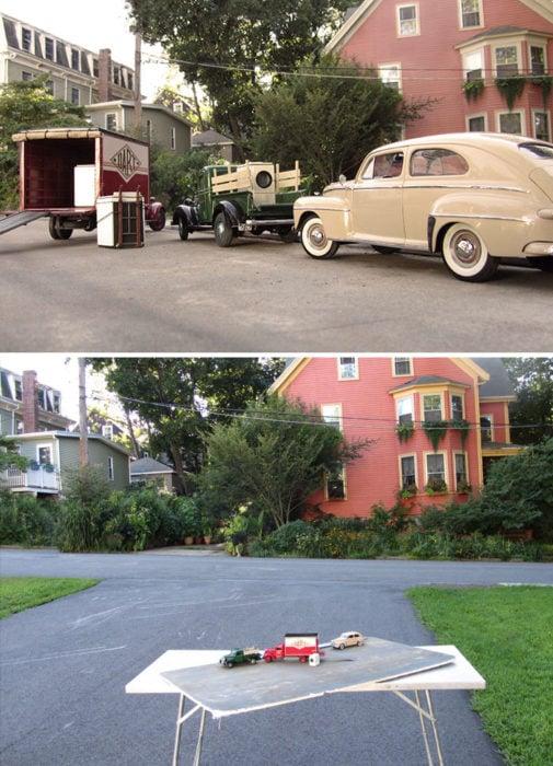 carros clásicos de ensueño