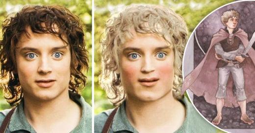 Cover Personajes cinematográficos que se ven muy diferentes de su versión literal