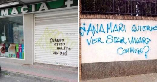 Cover grafitis que te harán llorar de la risa