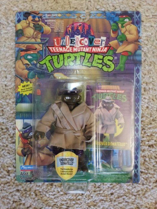 juguete de las tortugas ninja