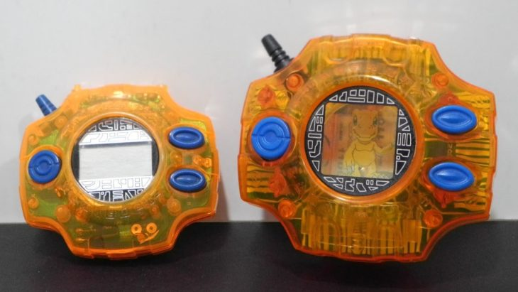 digivice juguete de digimon tamers