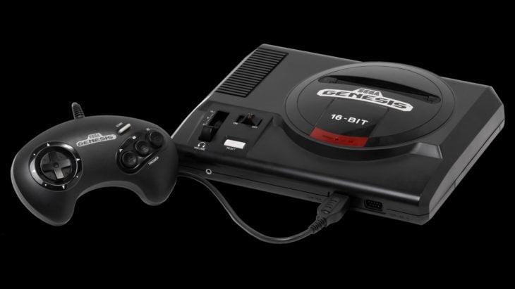 sega genesis un video juego clásico