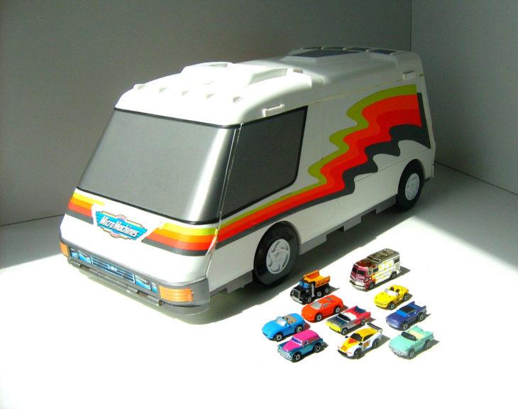 micro machines van city un juguete caro hoy endía