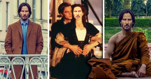 Cover Trolean a Keanu Reeves en Rusia con épica batalla de Photoshop