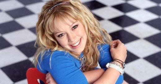 Cover niña fresa en los 2000s