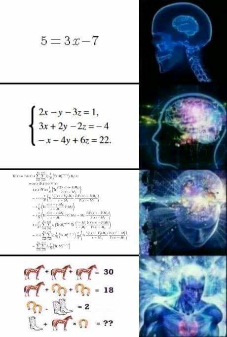 para las mentes brillantes