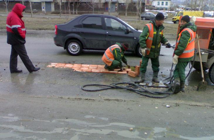 baches trabajo rápido efectividad rusa