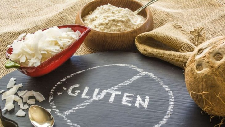 algunos alimentos y harinas libres de gluten