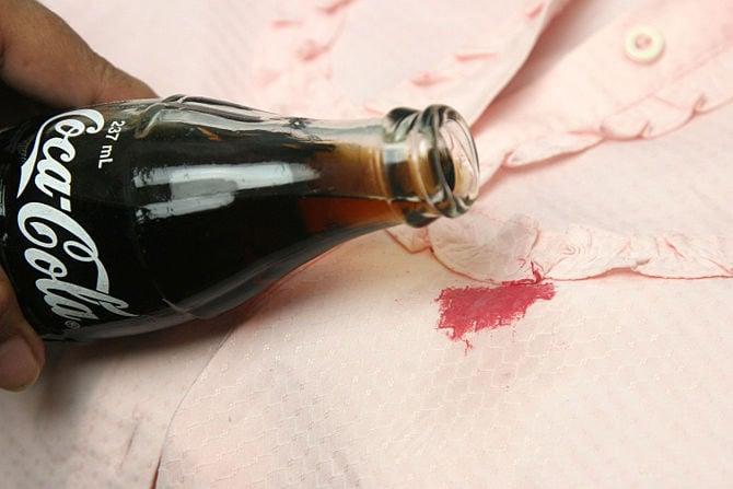 elimina manchas de sangre