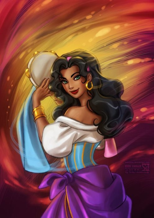 Esmeralda: Daniel Daekazu Korbek