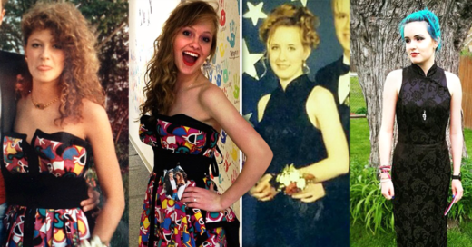 Cover Chicas que RECICLARON el vestido de graduación de sus madres y lucieron espectaculares