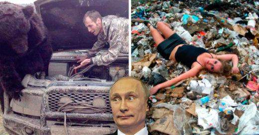 Cover Fotografías que se ven todos los días solo en... Rusia y sus redes sociales