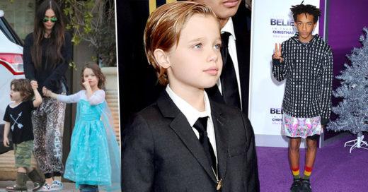 Cover Hijos de famosos que NO se visten de acuerdo a su genero
