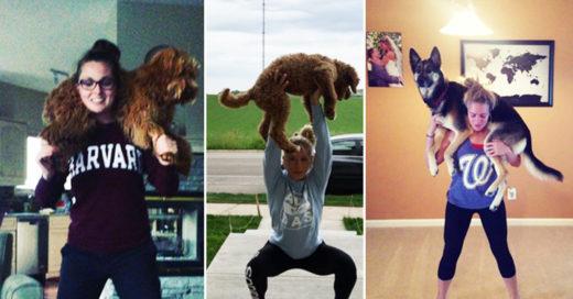 Cover 'Squat Your Dog Challenge': el nuevo reto fitness para ponerte con tu perro