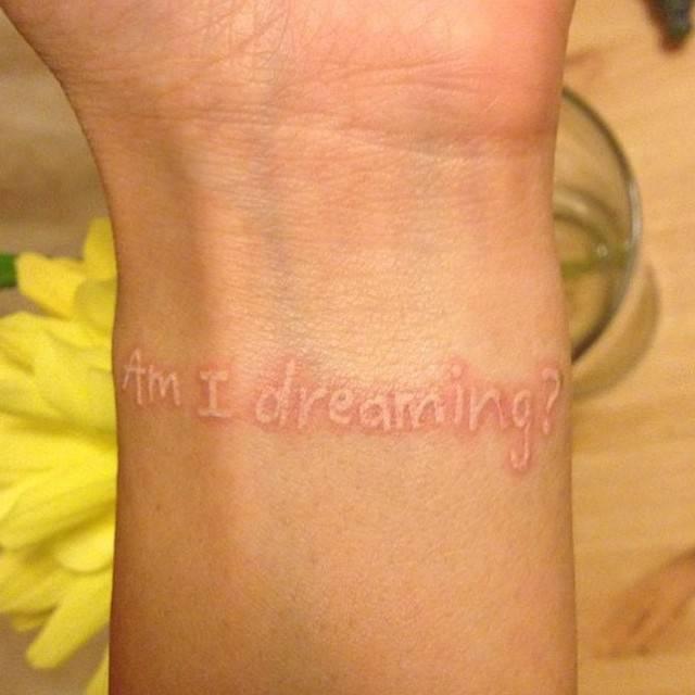 ¿estoy soñando?
