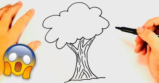 Cover Dibuja un árbol y descubre rasgos de tu personalidad que seguro no conocías